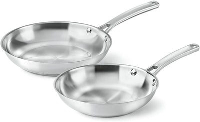 Calphalon Stainless Steel Frying Pans