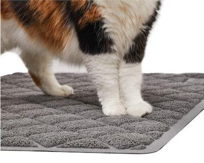 Gorilla Grip Original Premium Cat Litter Mat