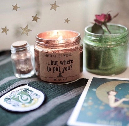Wizard's House 100% Soy Wax Candle