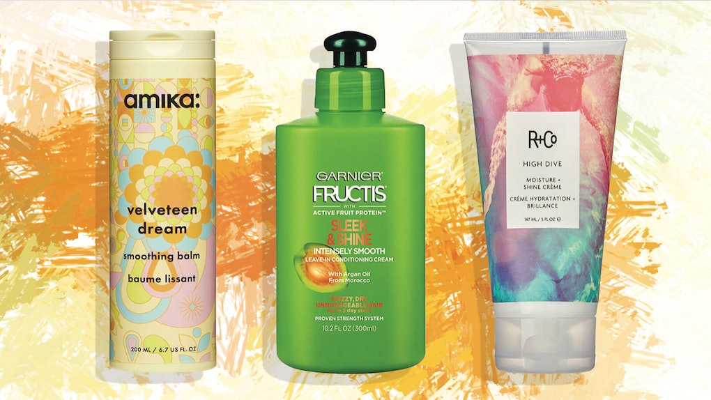 The 7 Best Products For Dry, Frizzy Hair