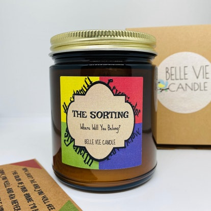 The Sorting House Color Candle