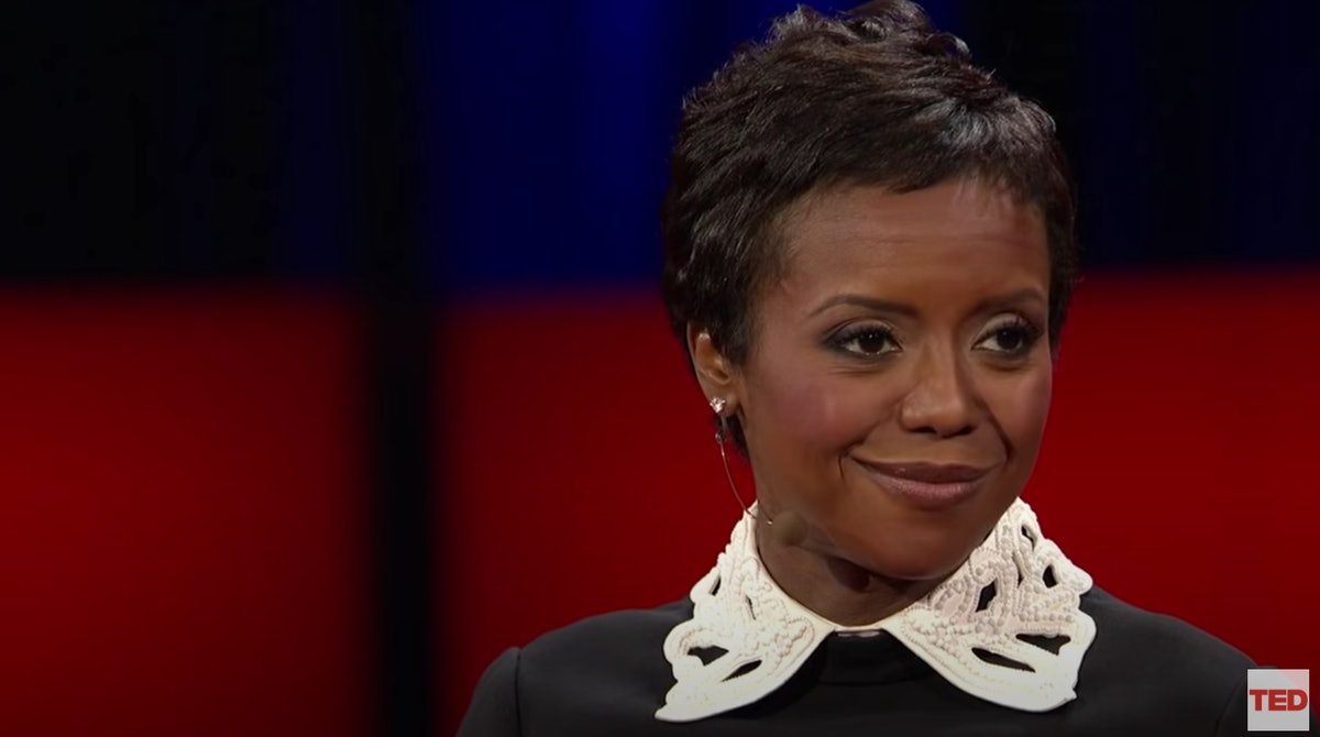 In her TED Talk, Mellody Hobson talks about the importance of discussing race