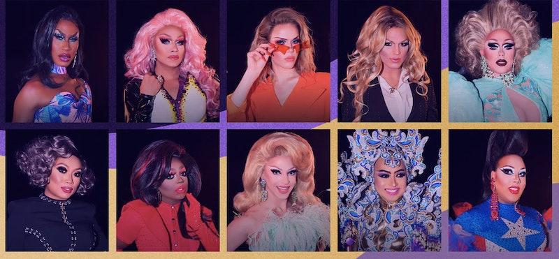 The Drag Race All Stars 5 Cast, via the VH1 Press Site.