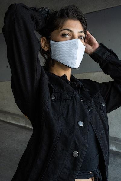 The Vanguard Mask