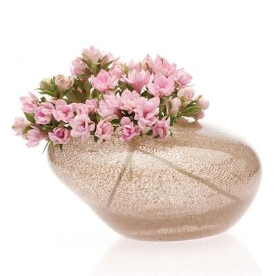 Copper Glass Vase