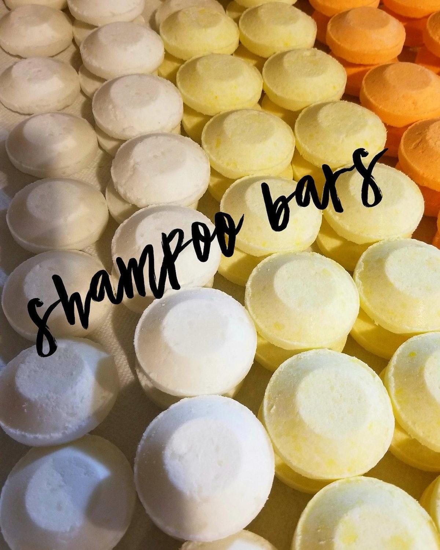 Indulgence Spa Conditioning Shampoo Bars