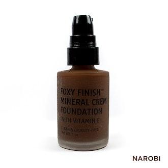 Foxy Finish Mineral Crème Foundation