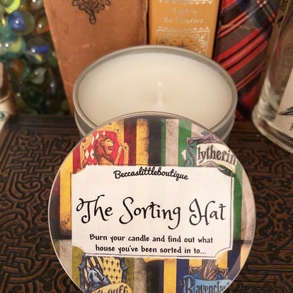 The Sorting Candle