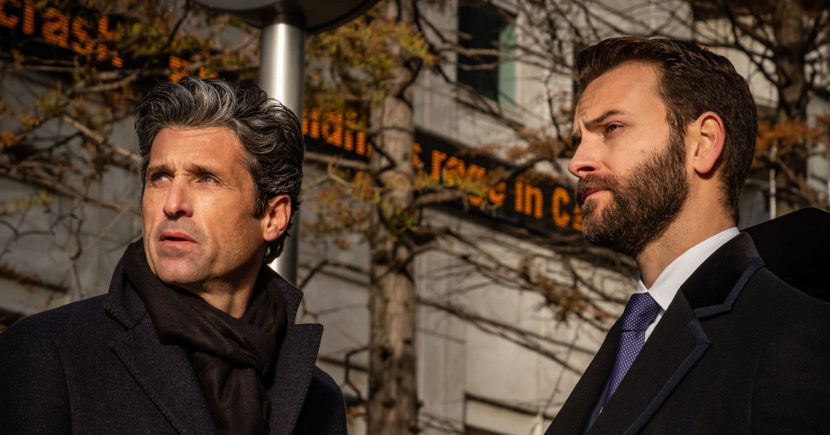 You're Not McDreaming, Patrick Dempsey Is Returning To TV This Fall On The CW