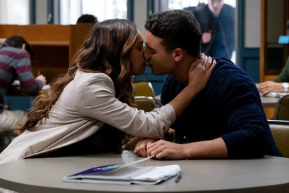 Jessica and Diego on 13 Reasons Why via the Netflix press site