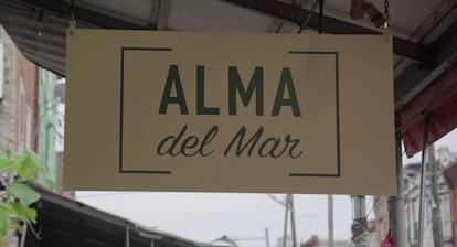 Marcos's restaurant, Alma del Mar, from 'Queer Eye' Season 5