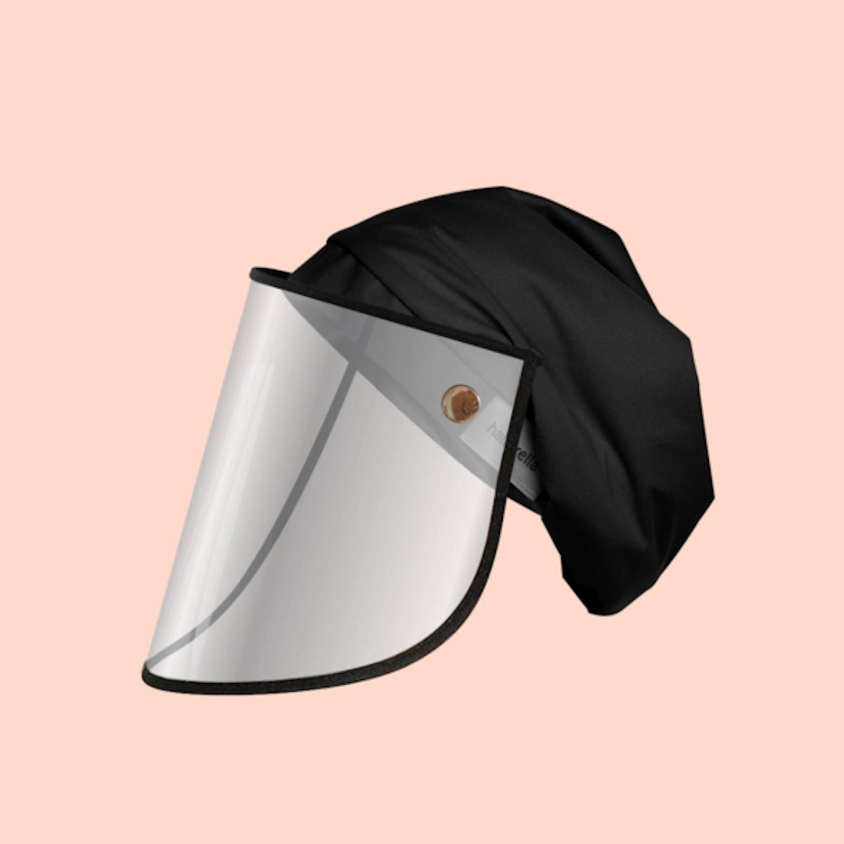 Pro Rain Hat + Face Shield