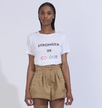 STRONGER IN COLOUR T-SHIRT