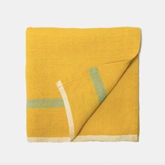 Laundered Linen Napkins, Set of 4