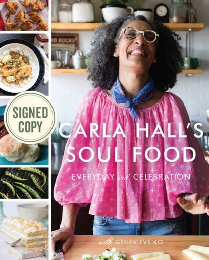'Carla Hall's Soul Food: Everyday and Celebration' by Carla Hall with Genevieve Ko