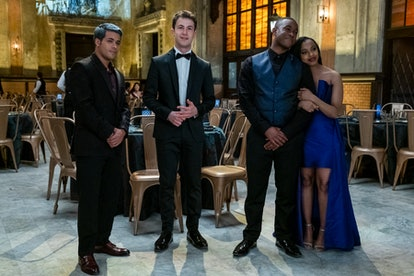Clay and his friends make it to graduation in 13 Reasons Why Season 4.