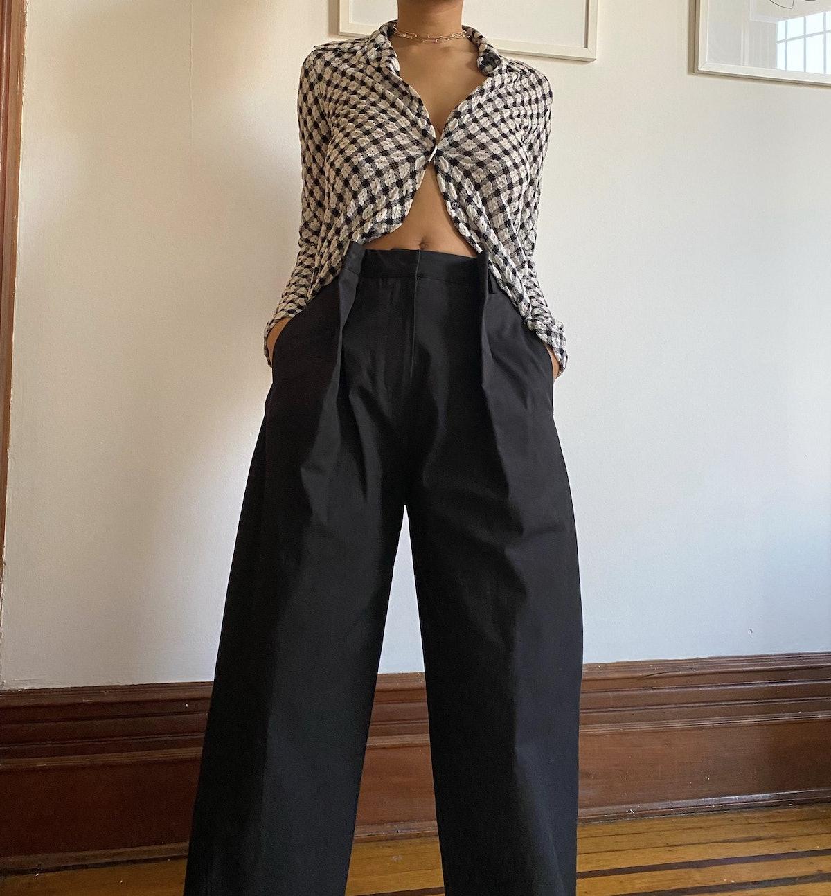Pintak Wide Pants