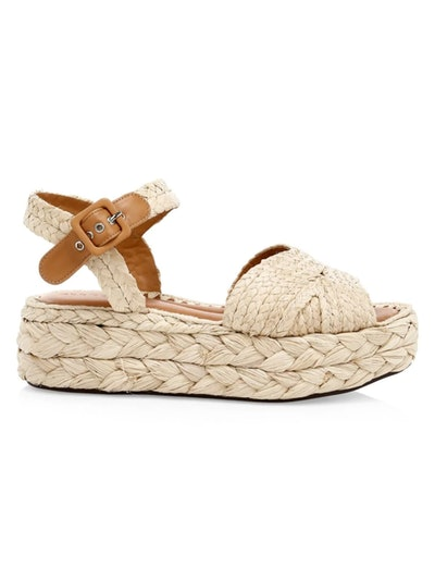 Aida Flatform Espadrille Sandals