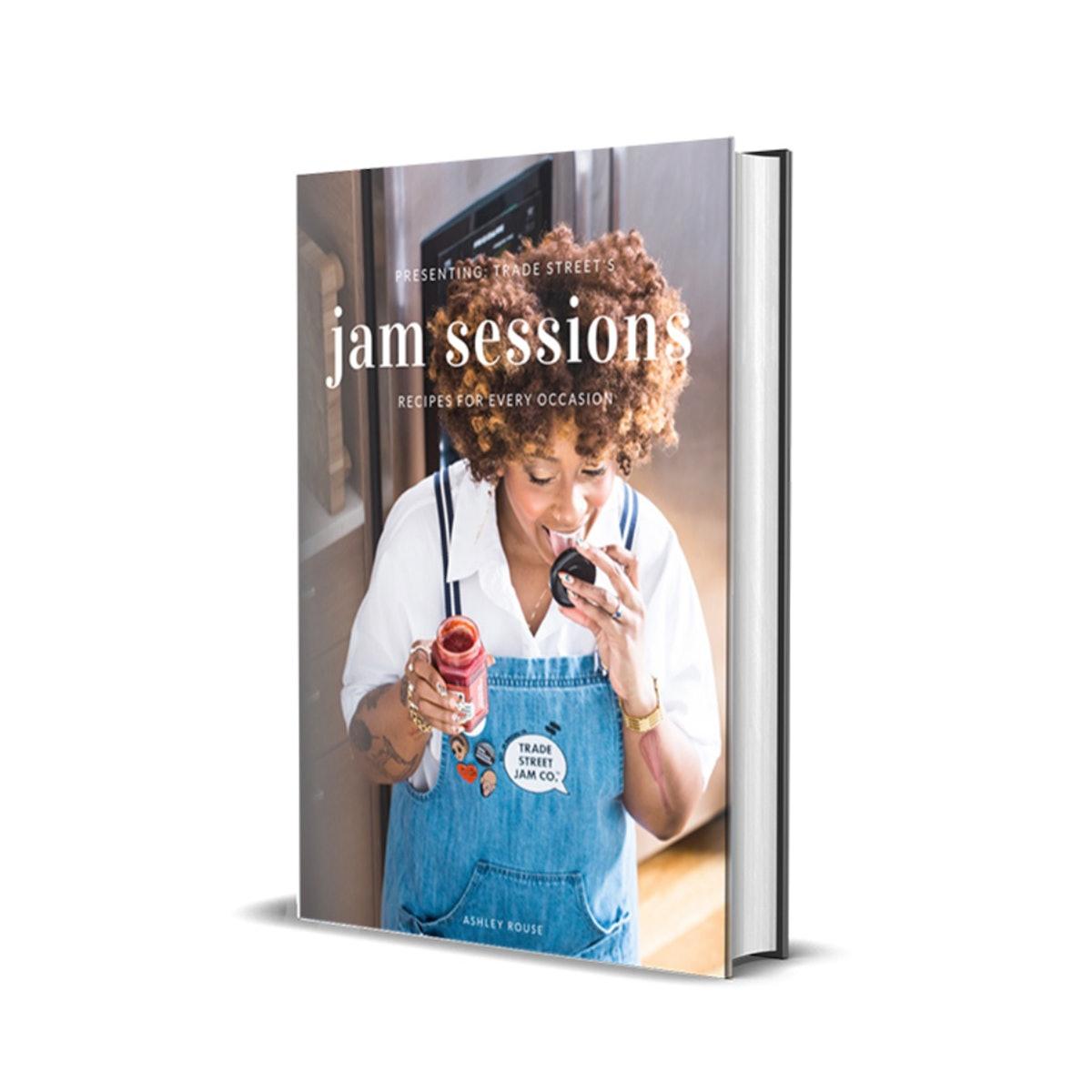 'Jam Sessions' Cookbook Digital Download by Trade Street Jam Co.