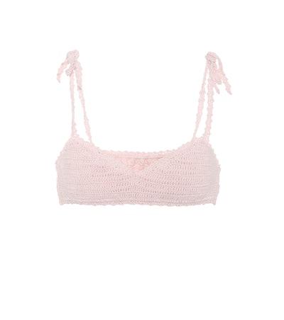 Sita Crocheted Bikini Top