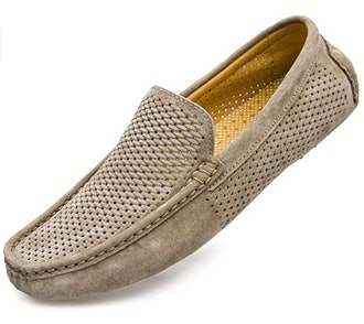 UNN Mens Casual Breathable Slip On Moccasins