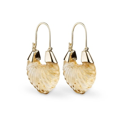 Lunula Earrings