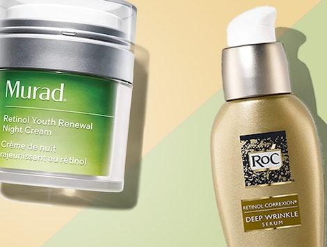 retinol serum vs retinol cream