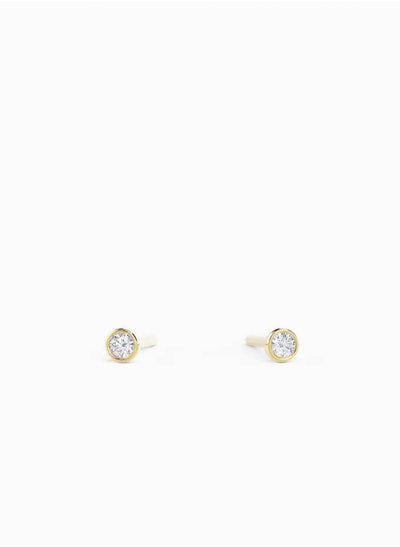 Set in Stone Pavé Earrings
