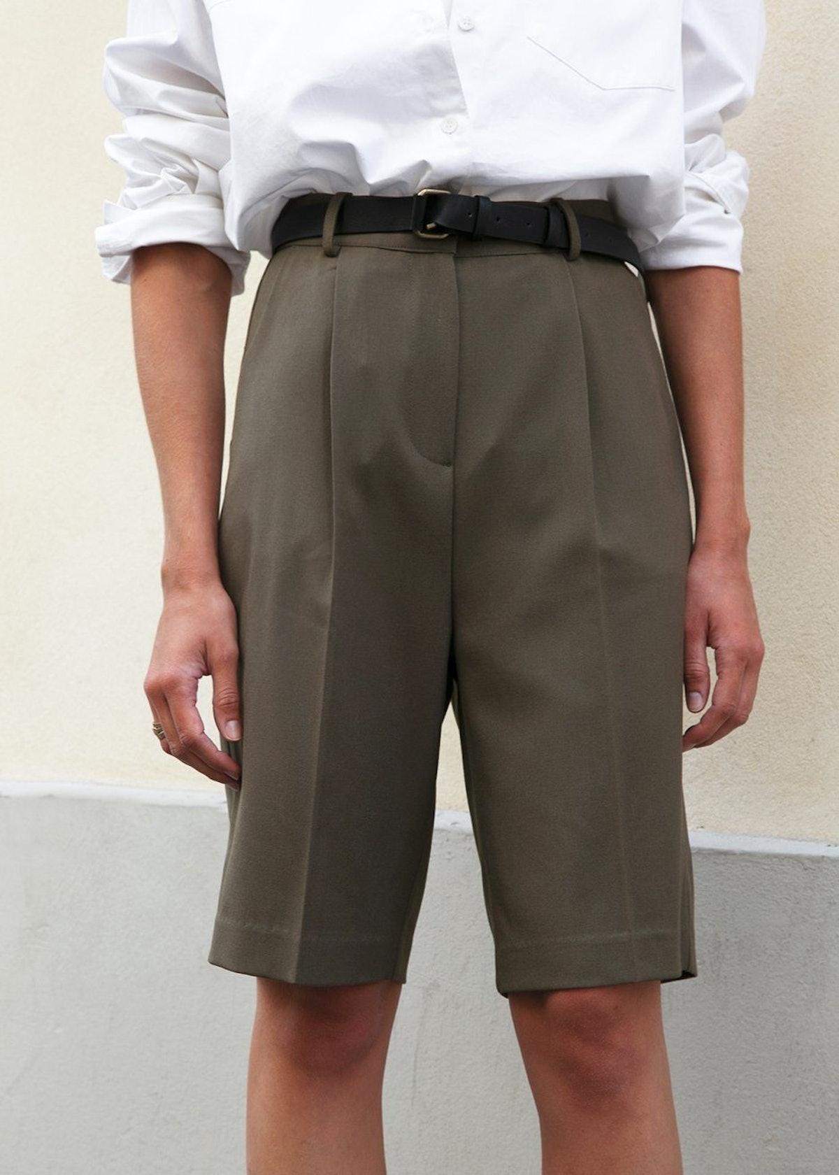 Julie Bermuda Shorts