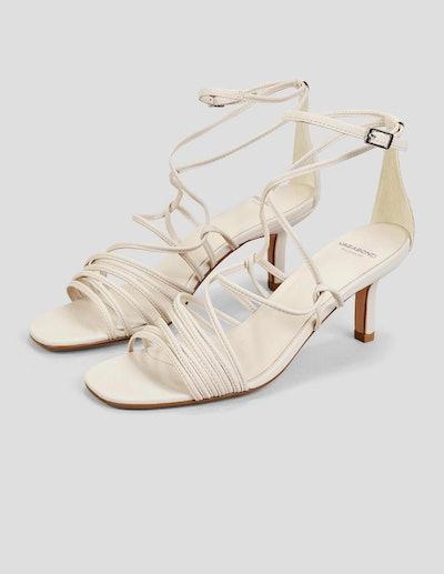 Amanda Leather Sandals
