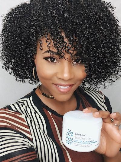 Charcoal + Coconut Oil Micro-Exfoliating Shampoo