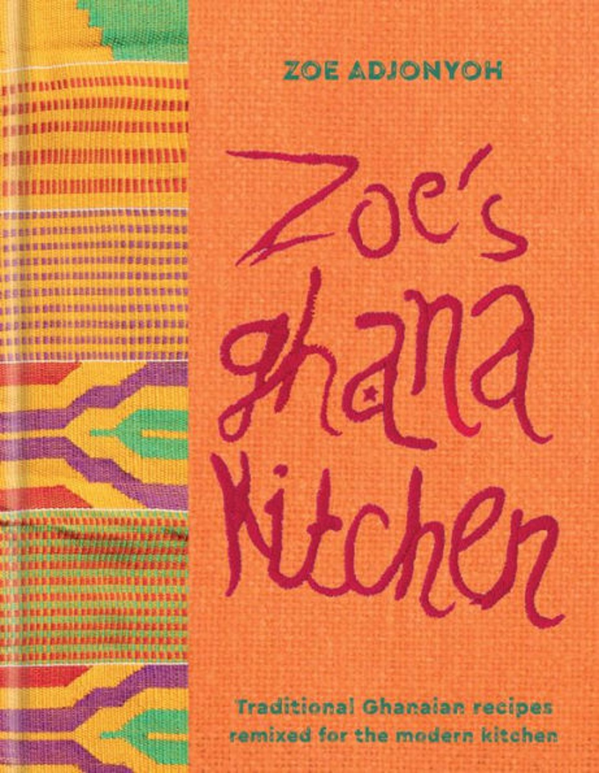 'Zoe's Ghana Kitchen' by Zoe Adjonyoh