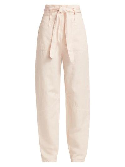 Coburn Paperbag Waist Pants