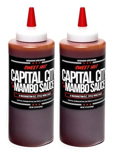 Capital City Mambo Sauce (2-Pack)