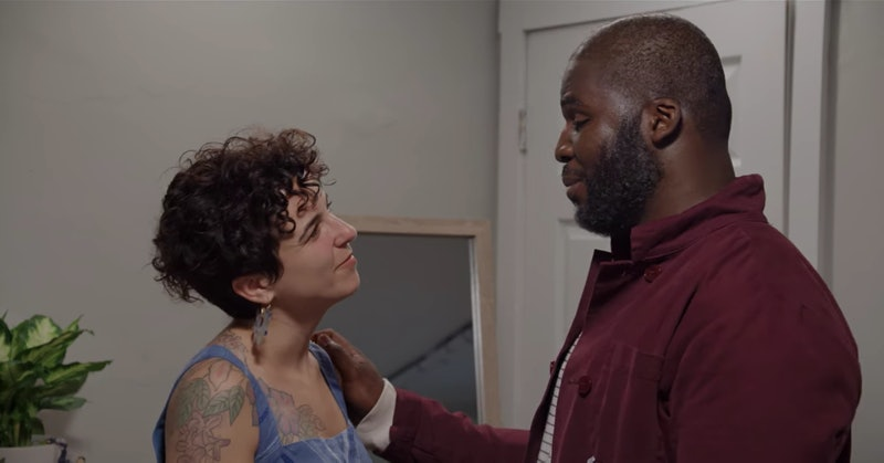 'Queer Eye' Season 5 hero Nate and his ex-girlfriend Kristin.