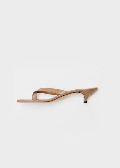 The Flip-Flop Heel