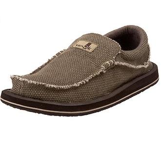 Sanuk Chiba Slip-On Loafers