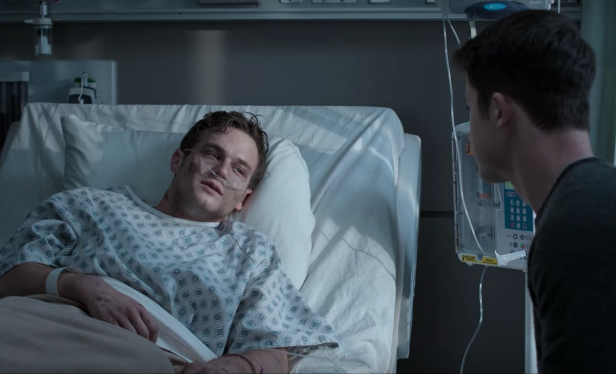 Justin died in the series finale of '13 Reasons Why.'