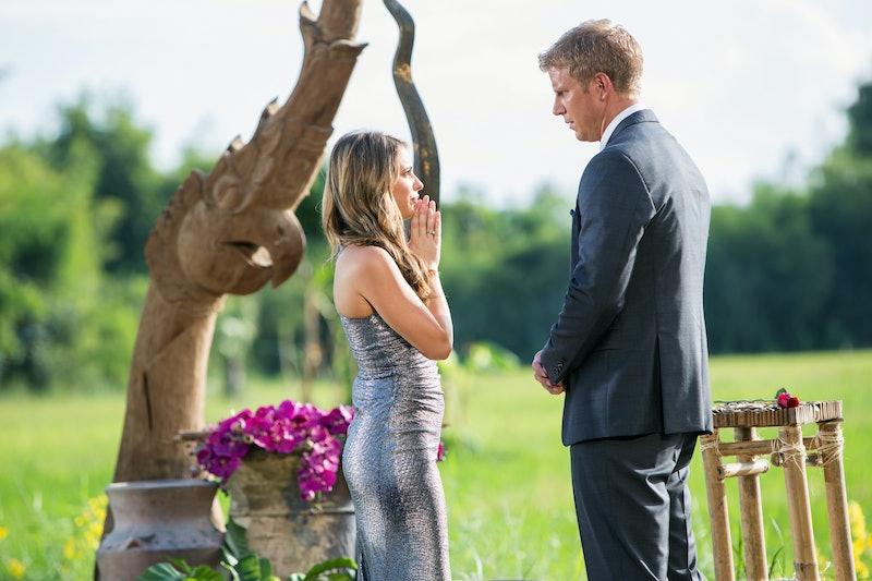 Lindsay Yenter and Sean Lowe The Bachelor via ABC Press Site