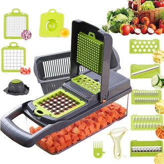 Alrens 11 in 1 Vegetable Slicer