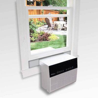 Soleus Air Exlusive 6,000 BTU Over The Sill Air Conditioner