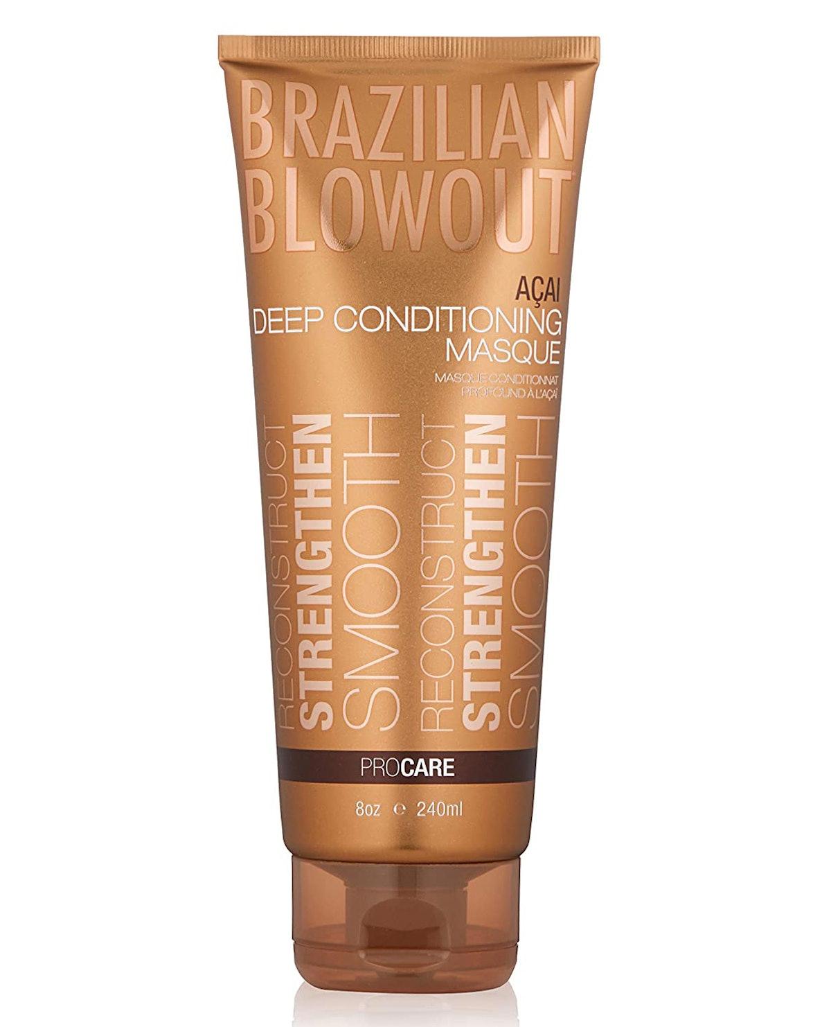 BRAZILIAN BLOWOUT Acai Deep Conditioning Masque