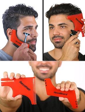 RevoBeard RevoHair Beard Shaping & Haircut Tool