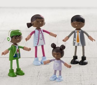 Dollhouse Miller Family