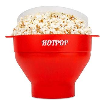 The Original Hotpop Microwave Popcorn Popper