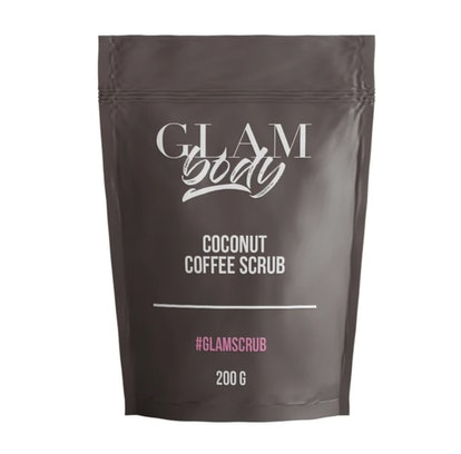 Glam Body Dry Skin Buster Coconut Coffee Scrub