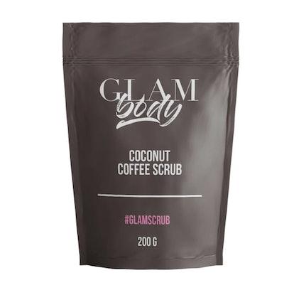 Glam Body Dry Skin Buster Coconut Coffee Scrub
