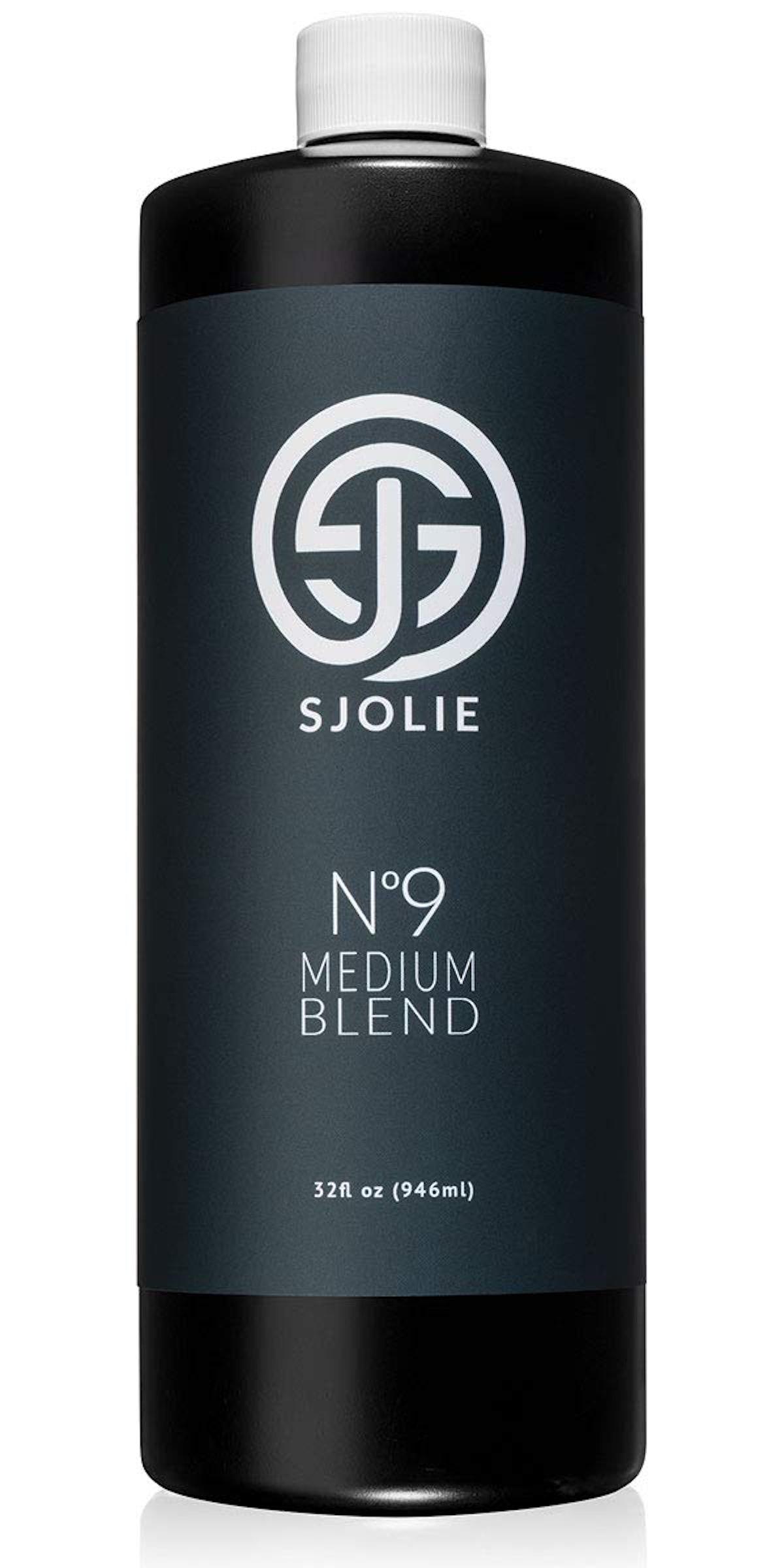 SJOLIE SUNLESS Spray Tan Solution: Medium/Dark (32 Ounces)