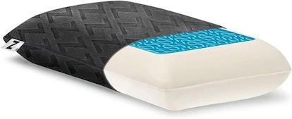 Malouf ZZTRHPDL Z Travel Dough Memory Foam + Z Gel Pillow