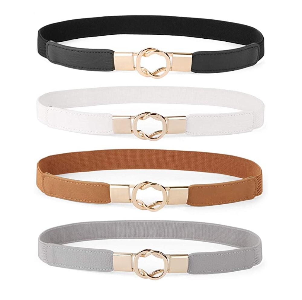 WERFORU Waist Belts (4-Pack)